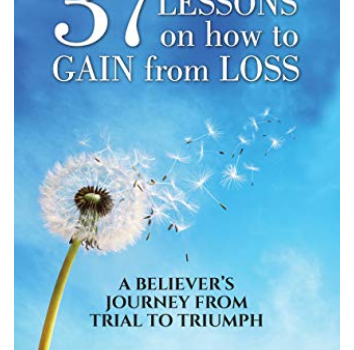 37 Lessons on How to Gain from Loss Book - Huma Zuellah Ahmed 84ccb21f931